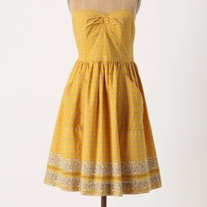 Girls by Savoy Strapless Dress by Anthropologie